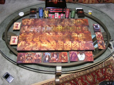 Diablo III Poker Set
